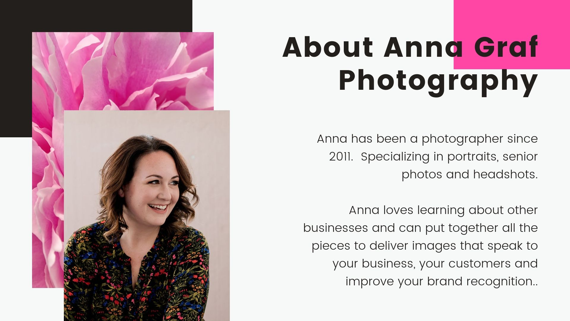 Portland-Commercial Photography- Personal Branding- Creative Content PDX-About Anna