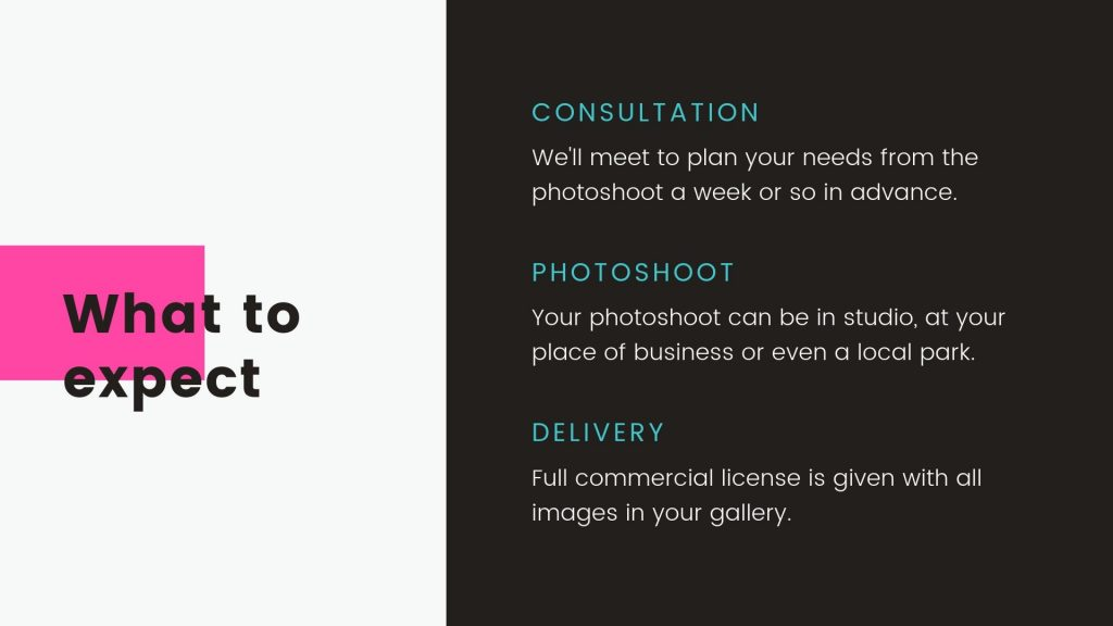 Portland-Commercial Photography- Personal Branding- Creative Content PDX-What to expect